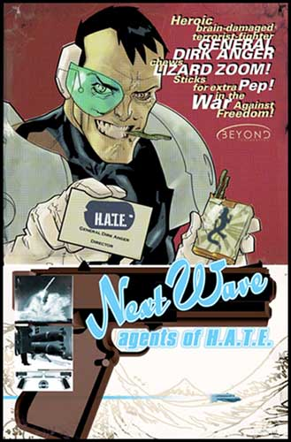 Image: Nextwave: Agents of H.A.T.E. #6 - Marvel Comics