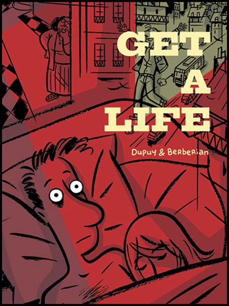 Image: Get a Life HC  - Drawn & Quarterly