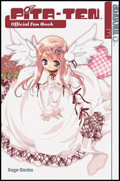 Image: Pita-Ten Official Fan Book Vol. 03 SC  - Tokyopop