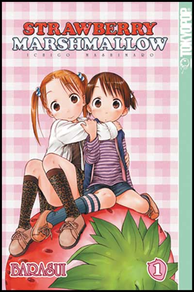 Image: Strawberry Marshmallow Vol. 1  (Ichigo Mashimaro) SC - Tokyopop