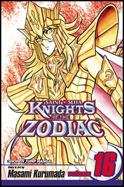 Image: Knights of the Zodiac Vol. 16 SC  - Viz Media LLC