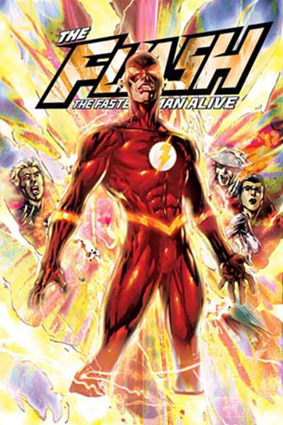 Image: Flash: The Fastest Man Alive #2 - DC Comics