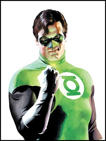 Image: Green Lantern: The Greatest Stories Ever Told SC  - DC Comics