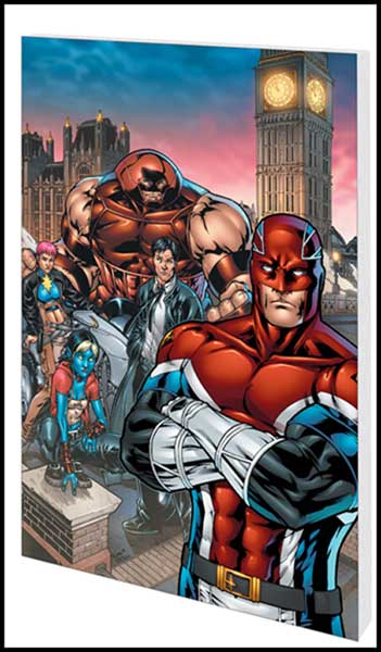 Image: New Excalibur Vol. 01: Defenders of the Realm SC  - Marvel Comics