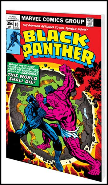 Image: Black Panther by Jack Kirby Vol. 02 SC  - Marvel Comics