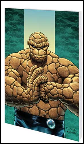 Image: Thing Vol. 1: Idol of Millions SC  - Marvel Comics