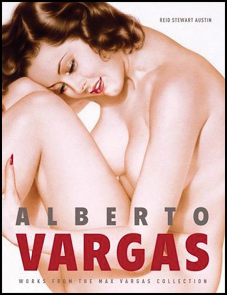 Image: Alberto Vargas: Works from the Max Vargas Collection HC  -