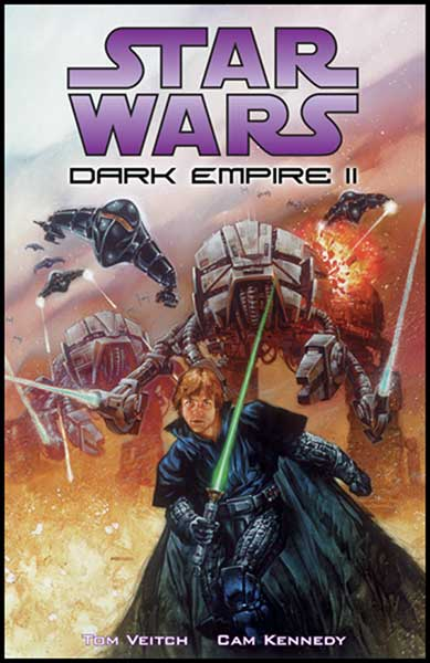 Image: Star Wars: Dark Empire II  (2nd edition) SC - Dark Horse Comics