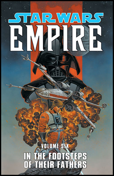 Image: Star Wars: Empire Vol. 06 - In the Shadows of Their Fathers SC  - Dark Horse Comics
