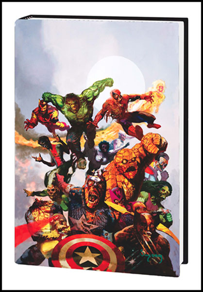 Image: Marvel Zombies HC  - Marvel Comics