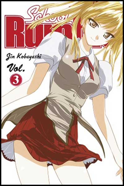 Image: School Rumble Vol. 03 SC  - Del Rey