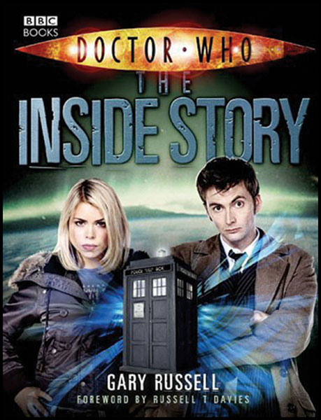 Image: Doctor Who: Inside Story HC  -