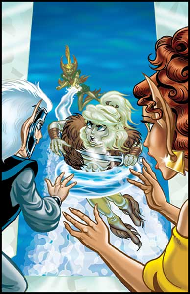 Image: Elfquest: The Discovery SC  - DC Comics