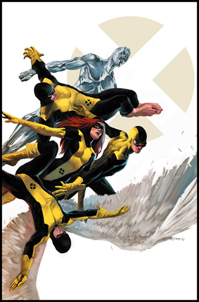 Image: X-Men First Class Poster  - Marvel Comics