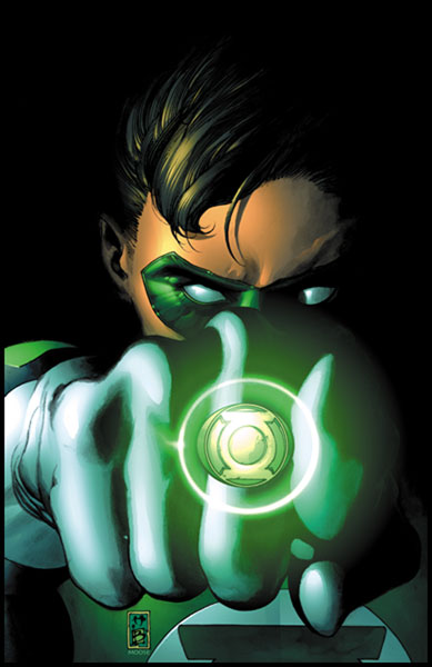 Image: Green Lantern: Revenge of the Green Lanterns HC  - DC Comics