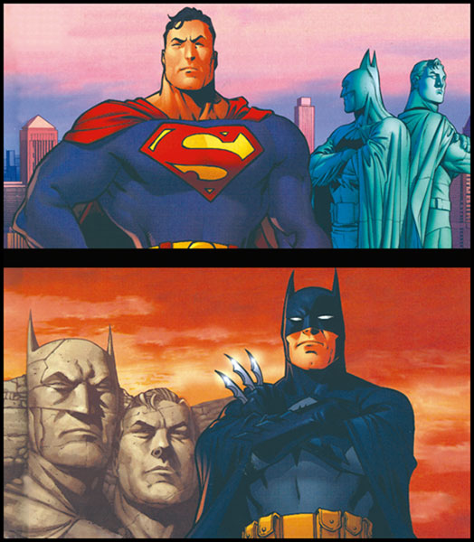 Image: Superman / Batman: Absolute Power SC  - DC Comics