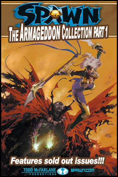 Image: Spawn: Armageddon Collection Vol. 1 SC  - Image Comics