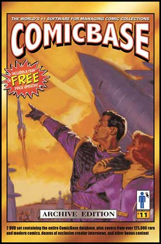 Image: ComicBase 11 Giant-Sized Archive Ed. DVD-ROM  -