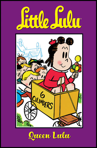 Image: Little Lulu Vol. 14: Queen Lulu SC  - Dark Horse Comics