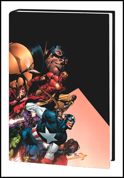 Image: Avengers Disassembled HC  - Marvel Comics