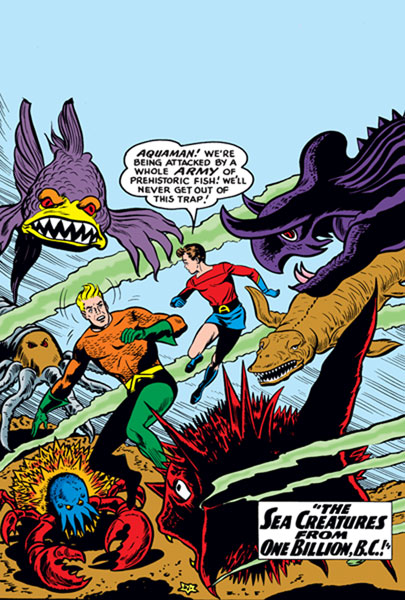 Image: Showcase Presents: Aquaman Vol. 01 SC  - DC Comics