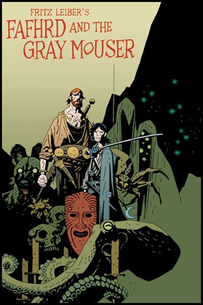 Image: Fafhrd and the Gray Mouser SC  - Dark Horse Comics