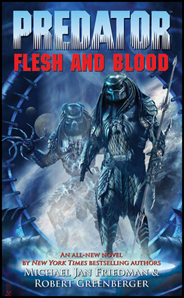 Image: Predator: Flesh & Blood  (pb) - Dark Horse Comics