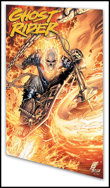 Image: Ghost Rider Vol. 01: Vicious Cycle SC  - Marvel Comics