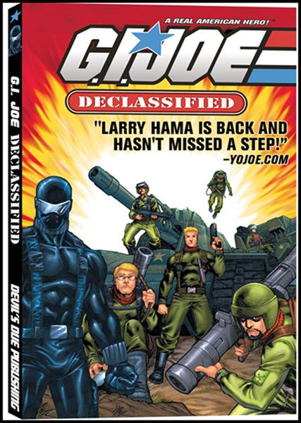 Image: G.I. Joe: Declassified SC  - Devils Due Publishing