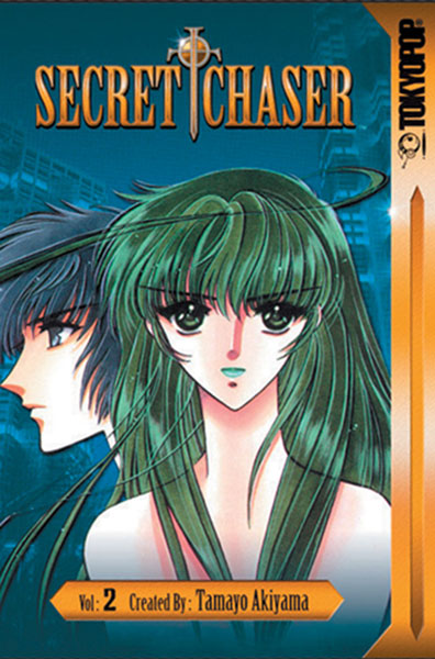 Image: Secret Chaser Vol. 02 SC  - Tokyopop