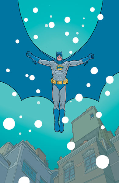 Image: Batman: Snow SC  - DC Comics