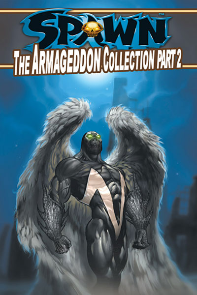 Image: Spawn: Armageddon Collection Part 2 SC  - Image Comics