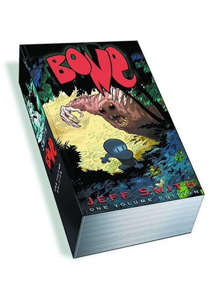 Image: Bone One Volume Edition SC  - Cartoon Books
