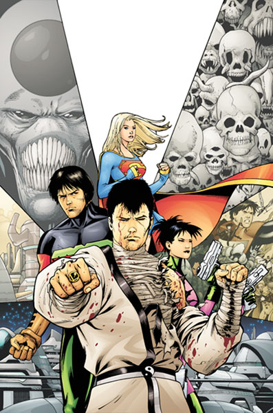 Image: Supergirl and the Legion of Super-Heroes: Adult Education SC  - DC Comics
