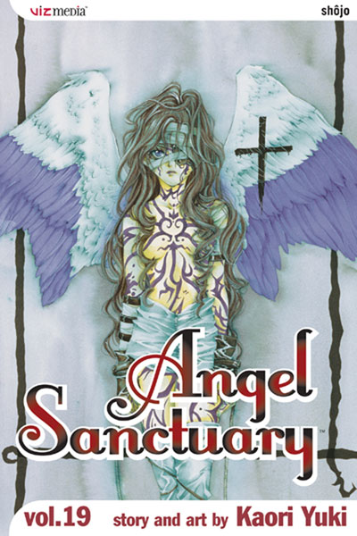Image: Angel Sanctuary Vol. 19 SC  - Viz Media LLC