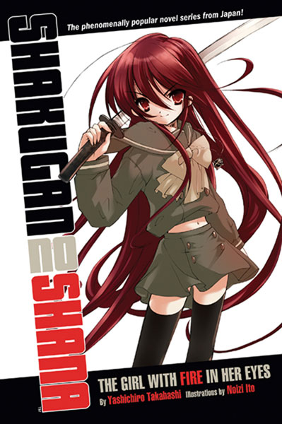 Image: Shakugan No Shana Vol. 01 SC  - Viz Media LLC