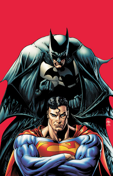 Image: Superman / Batman: Enemies Among Us HC  - DC Comics