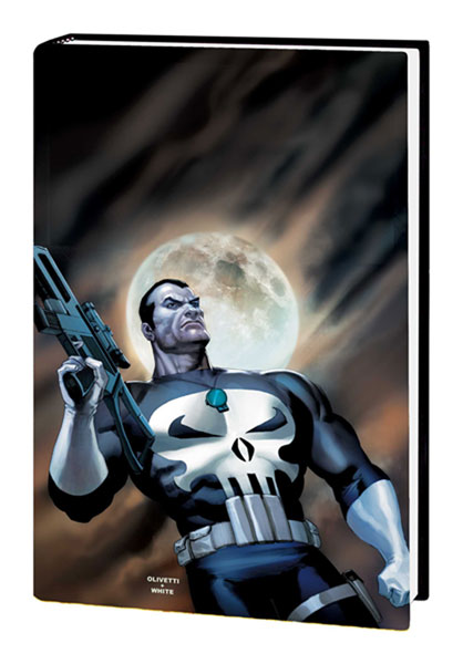 Image: Punisher War Journal Vol. 01: Civil War HC  - Marvel Comics