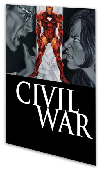 Image: Civil War: Front Line Vol. 02 SC  - Marvel Comics
