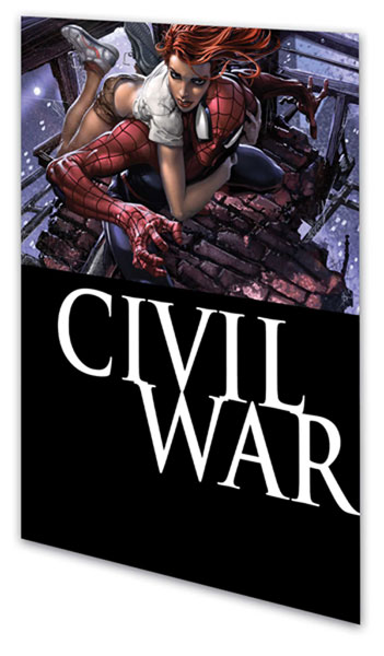 Image: Civil War: Peter Parker, Spider-Man SC  - Marvel Comics