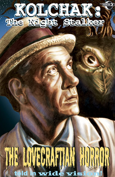 Image: Kolchak, the Night Stalker: The Lovecraftian Horror SC  - Moonstone