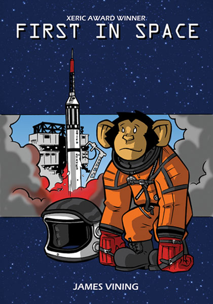 Image: First in Space SC  - Oni Press Inc.