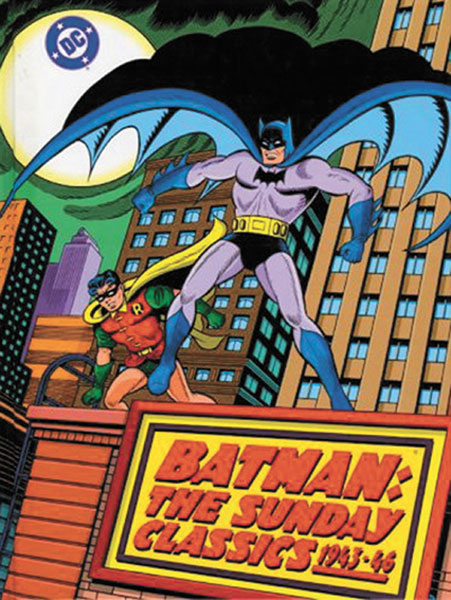 Image: Batman: The Sunday Classics 1943-1946 HC  - DC Comics
