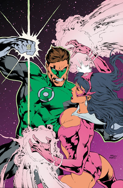 Image: Green Lantern #20 (Vol. 4) - DC Comics