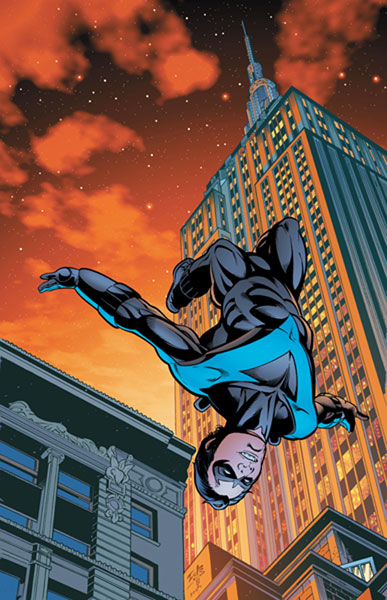 Image: Nightwing #132 - DC Comics