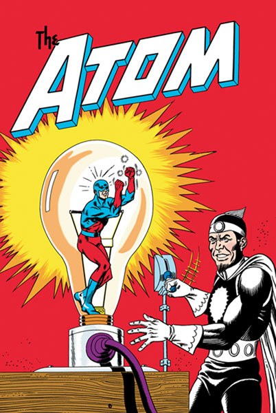 Image: Showcase Presents: The Atom Vol. 01 SC  - DC Comics