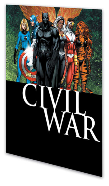 Image: Black Panther: Civil War SC  - Marvel Comics