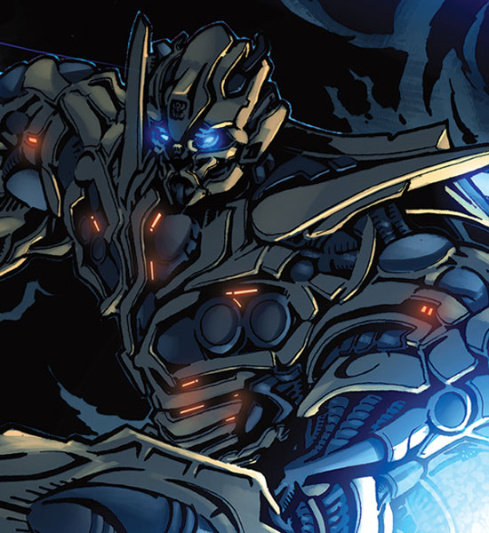 Image: Transformers: Official Movie Prequel #4 (Retailer incentive cover) - IDW Publishing