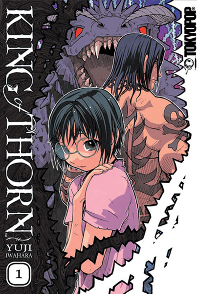 Image: King of Thorn Vol. 01 SC  - Tokyopop