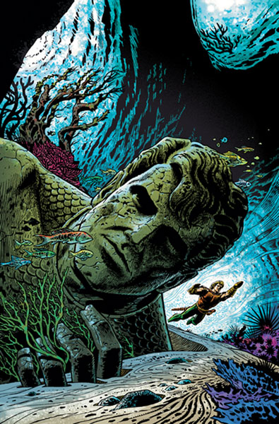 Image: Aquaman: Sword of Atlantis #53 - DC Comics
